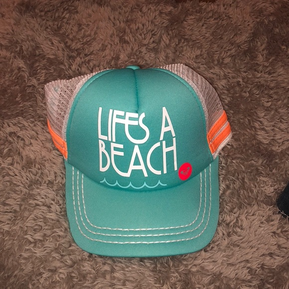 25276ca8eeb9b6 Roxy Accessories | Lifes A Beach Hat | Poshmark